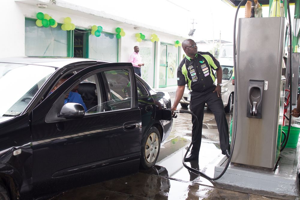 Forte Oil & Tiwa Savage at Forte Oil Customer Service Week - Bellanaija - Octoberr2014001
