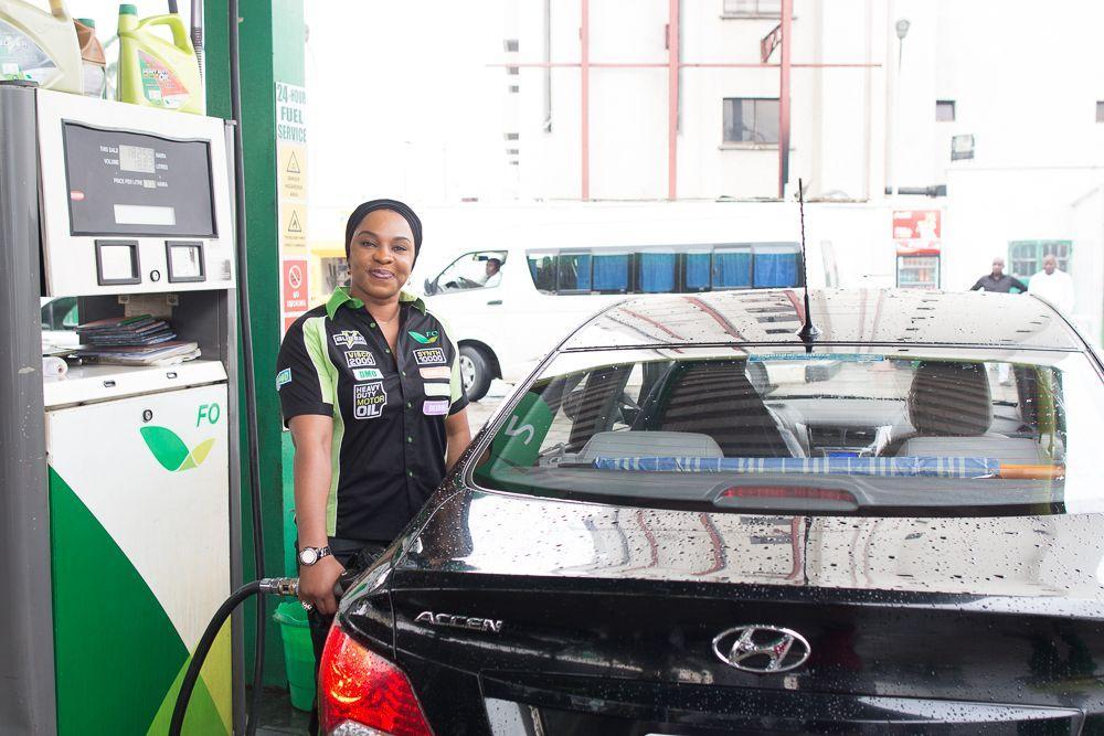 Forte Oil & Tiwa Savage at Forte Oil Customer Service Week - Bellanaija - Octoberr2014002