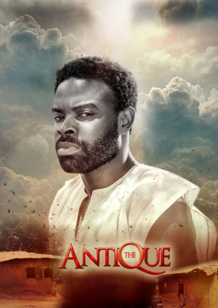 GABRIEL AFOLAYAN- THE ANTIQUE