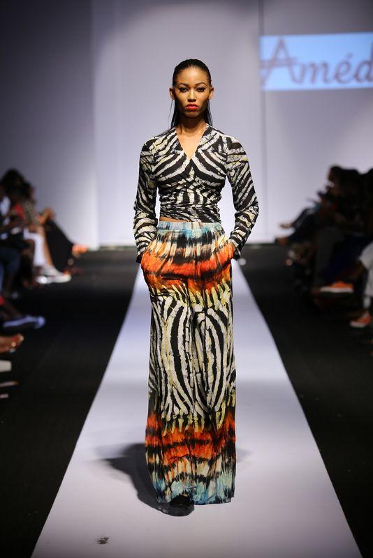 GTBank Lagos Fashion & Design Week 2014 Amede - Bellanaija - October2014004