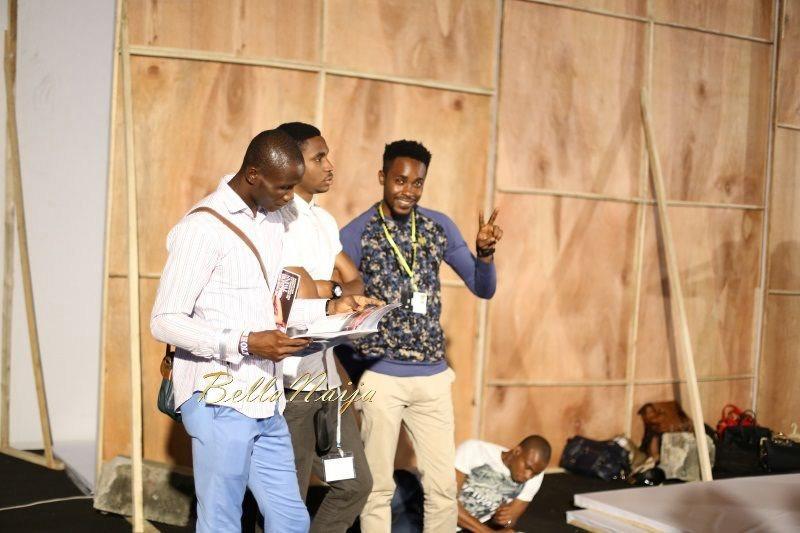 GTBank Lagos Fashion & Design Week 2014 Backstage - Bellanaija - October2014002