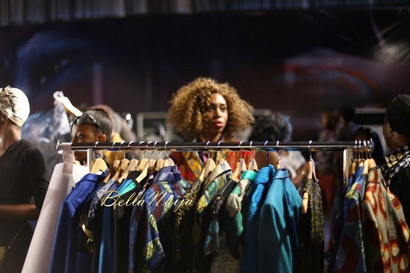 GTBank Lagos Fashion & Design Week 2014 Backstage - Bellanaija - October2014003