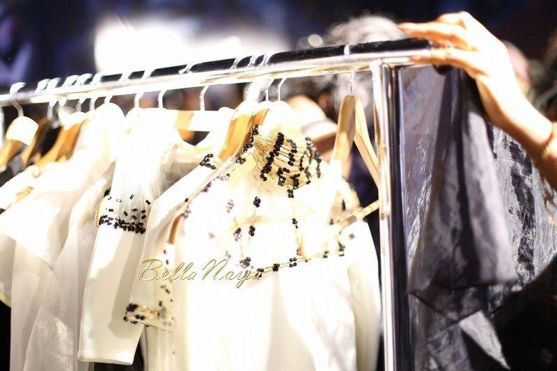 GTBank Lagos Fashion & Design Week 2014 Backstage - Bellanaija - October2014006