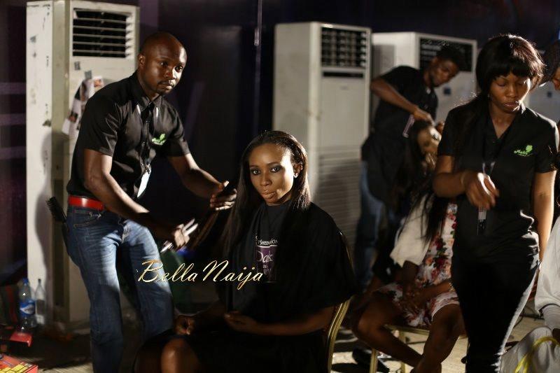 GTBank Lagos Fashion & Design Week 2014 Backstage - Bellanaija - October2014009