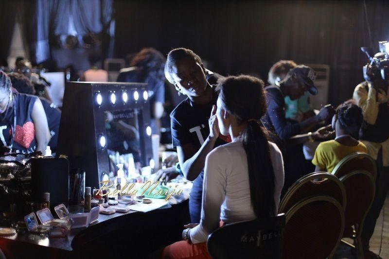 GTBank Lagos Fashion & Design Week 2014 Backstage - Bellanaija - October2014011