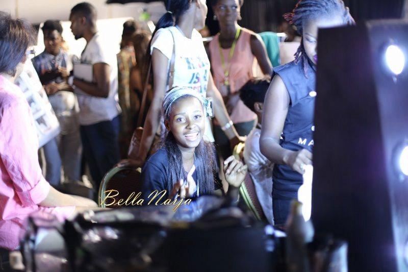 GTBank Lagos Fashion & Design Week 2014 Backstage - Bellanaija - October2014012