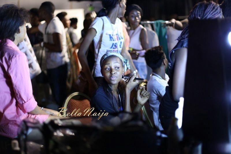 GTBank Lagos Fashion & Design Week 2014 Backstage - Bellanaija - October2014013