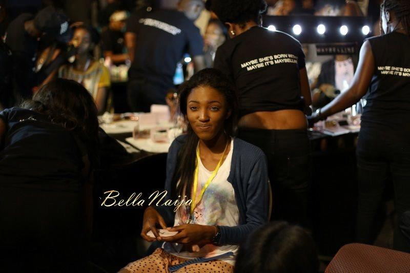 GTBank Lagos Fashion & Design Week 2014 Backstage - Bellanaija - October2014016