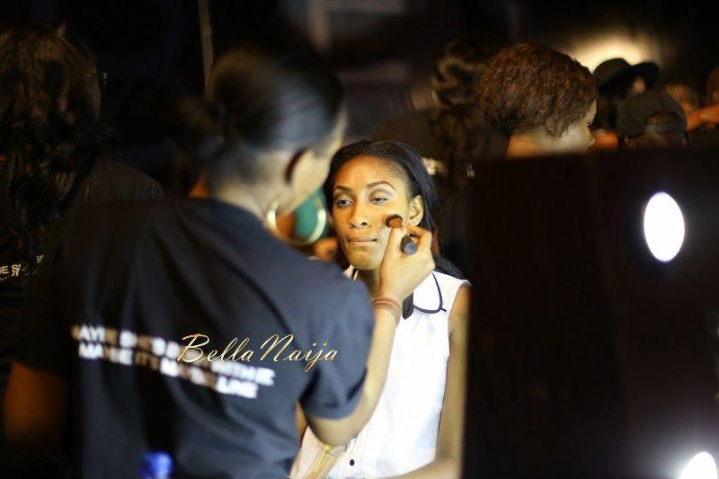 GTBank Lagos Fashion & Design Week 2014 Backstage - Bellanaija - October2014018