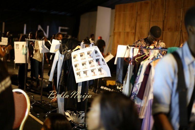 GTBank Lagos Fashion & Design Week 2014 Backstage - Bellanaija - October2014019