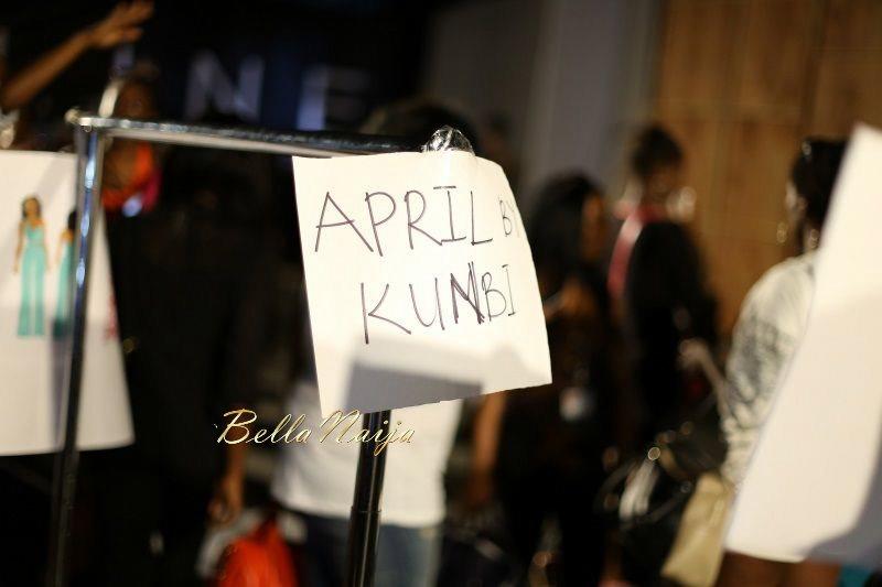 GTBank Lagos Fashion & Design Week 2014 Backstage - Bellanaija - October2014023