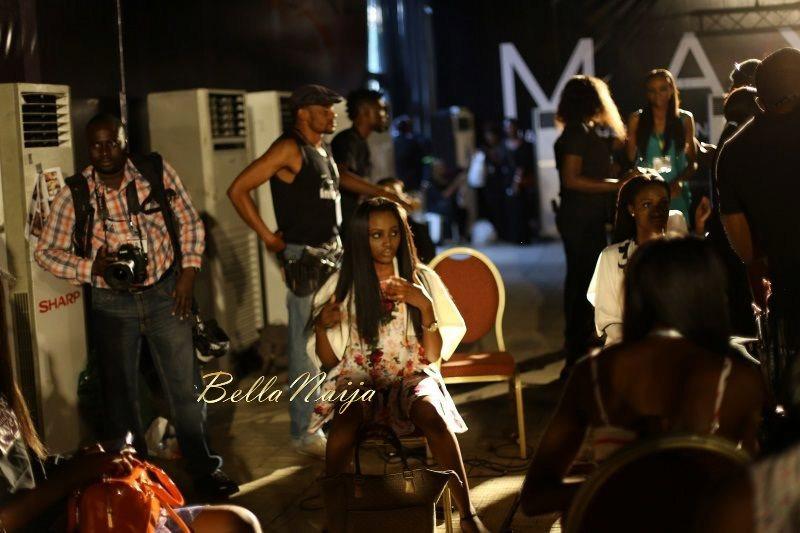 GTBank Lagos Fashion & Design Week 2014 Backstage - Bellanaija - October2014027