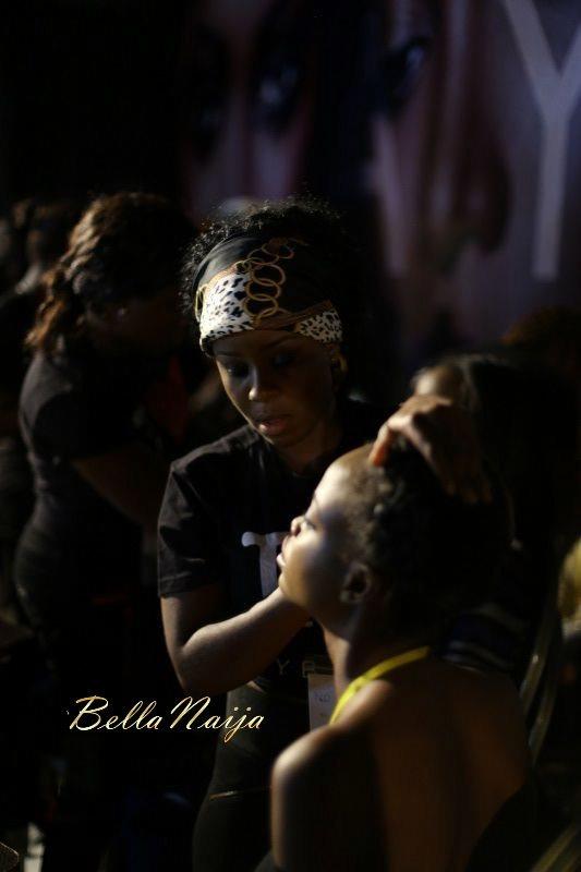GTBank Lagos Fashion & Design Week 2014 Backstage - Bellanaija - October2014028