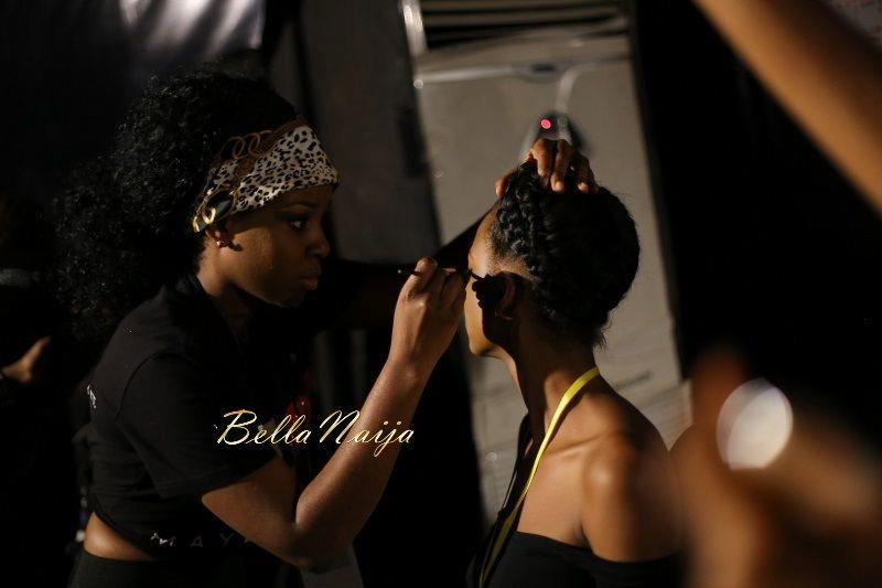 GTBank Lagos Fashion & Design Week 2014 Backstage - Bellanaija - October2014031