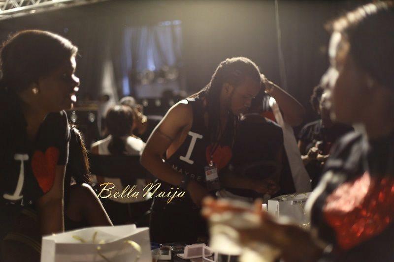 GTBank Lagos Fashion & Design Week 2014 Backstage - Bellanaija - October2014034