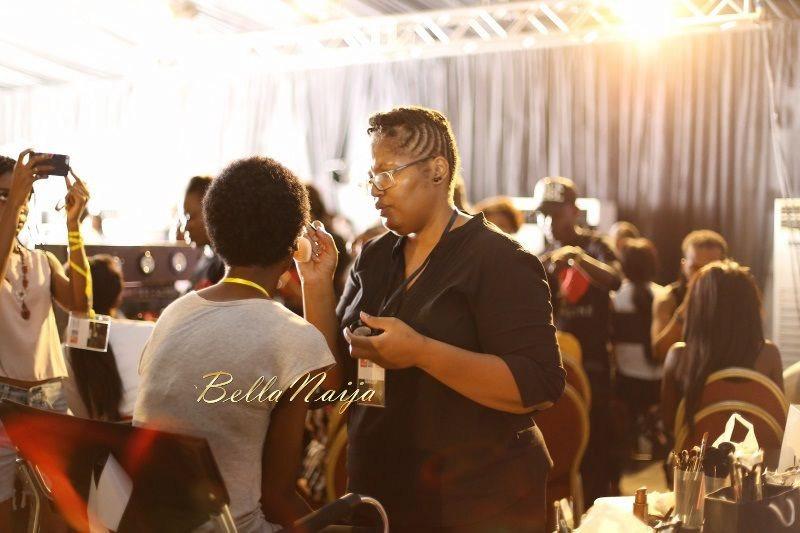 GTBank Lagos Fashion & Design Week 2014 Backstage - Bellanaija - October2014037