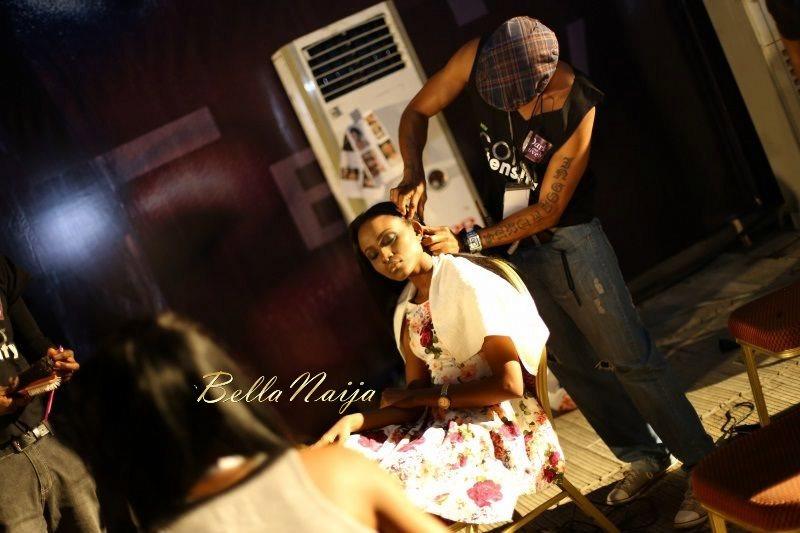 GTBank Lagos Fashion & Design Week 2014 Backstage - Bellanaija - October2014039