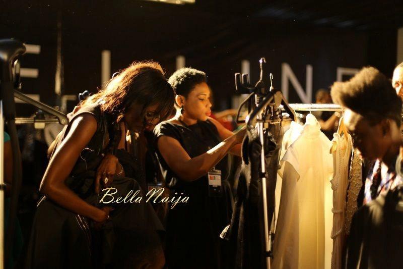 GTBank Lagos Fashion & Design Week 2014 Backstage - Bellanaija - October2014040