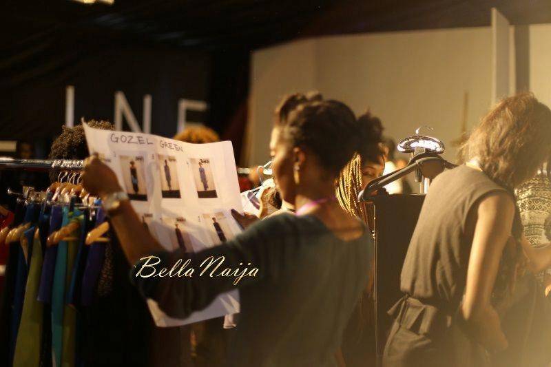 GTBank Lagos Fashion & Design Week 2014 Backstage - Bellanaija - October2014041