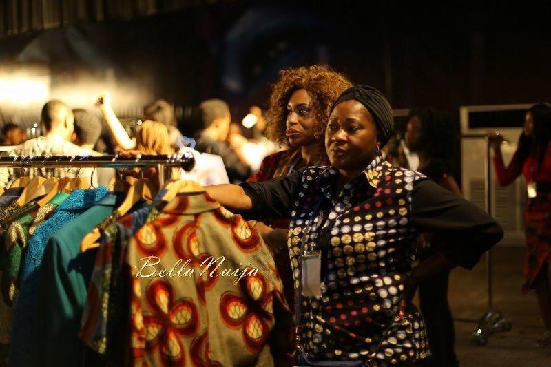 GTBank Lagos Fashion & Design Week 2014 Backstage - Bellanaija - October2014043