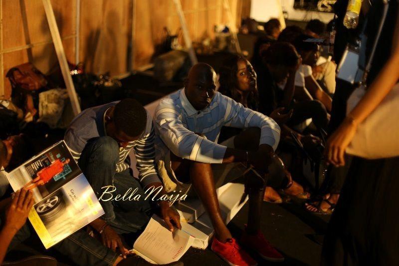 GTBank Lagos Fashion & Design Week 2014 Backstage - Bellanaija - October2014044