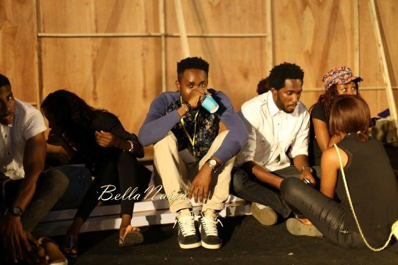 GTBank Lagos Fashion & Design Week 2014 Backstage - Bellanaija - October2014045