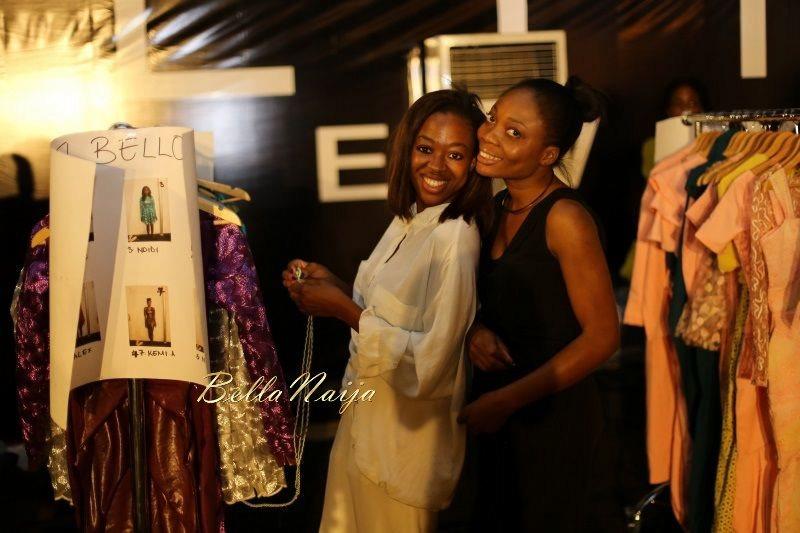 GTBank Lagos Fashion & Design Week 2014 Backstage - Bellanaija - October2014049