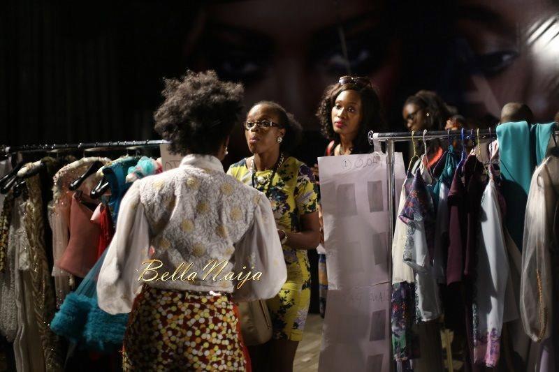 GTBank Lagos Fashion & Design Week 2014 Backstage - Bellanaija - October2014058