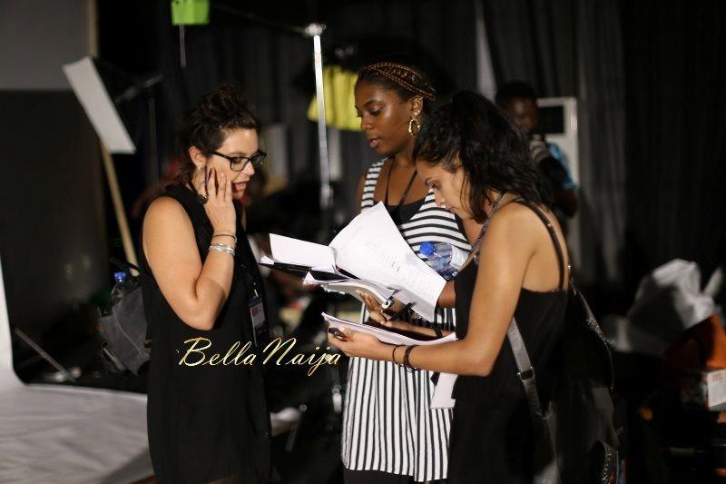 GTBank Lagos Fashion & Design Week 2014 Backstage - Bellanaija - October2014060