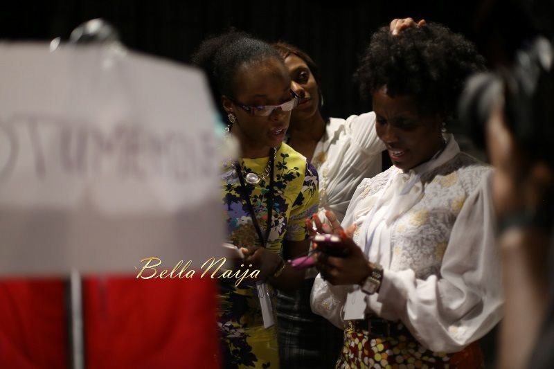 GTBank Lagos Fashion & Design Week 2014 Backstage - Bellanaija - October2014063
