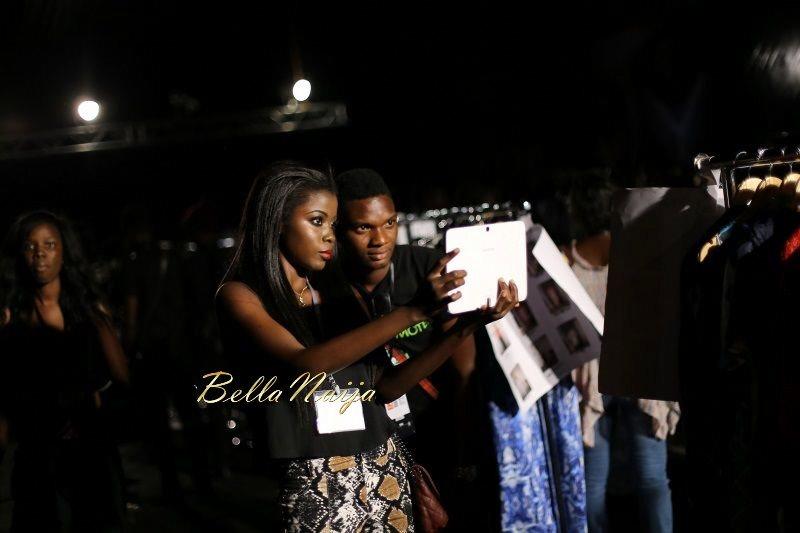 GTBank Lagos Fashion & Design Week 2014 Backstage - Bellanaija - October2014071