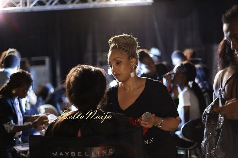 GTBank Lagos Fashion & Design Week 2014 Backstage - Bellanaija - October2014076