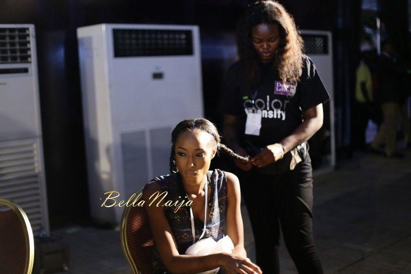 GTBank Lagos Fashion & Design Week 2014 Backstage - Bellanaija - October2014078