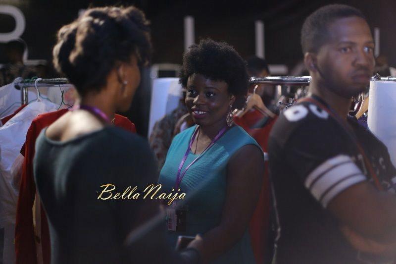 GTBank Lagos Fashion & Design Week 2014 Backstage - Bellanaija - October2014079
