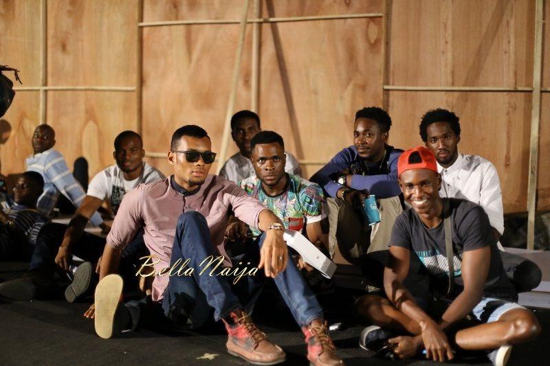 GTBank Lagos Fashion & Design Week 2014 Backstage - Bellanaija - October2014084