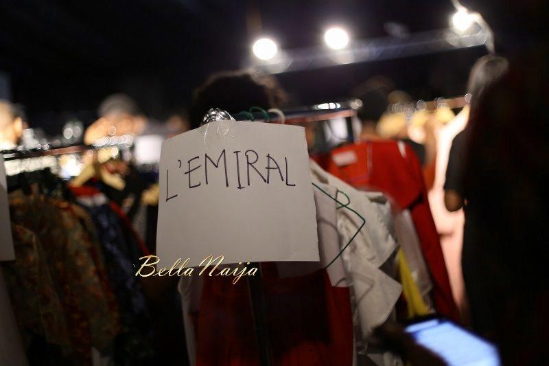 GTBank Lagos Fashion & Design Week 2014 Backstage - Bellanaija - October2014085