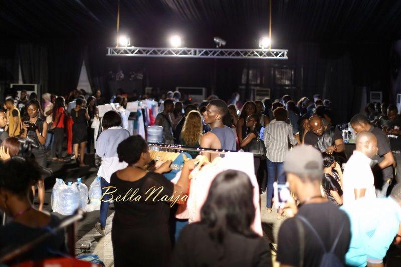 GTBank Lagos Fashion & Design Week 2014 Backstage - Bellanaija - October2014087