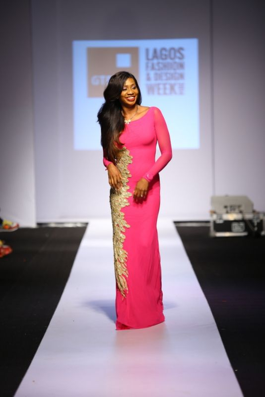 GTBank Lagos Fashion & Design Week 2014 DZYN - Bellanaija - October2014023