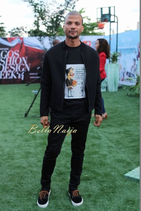 GTBank Lagos Fashion & Design Week 2014 Day 1 Red Carpet - Bellanaija - October2014002