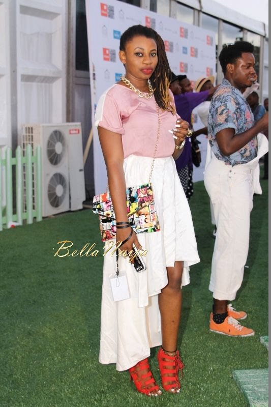 GTBank Lagos Fashion & Design Week 2014 Day 1 Red Carpet - Bellanaija - October2014013