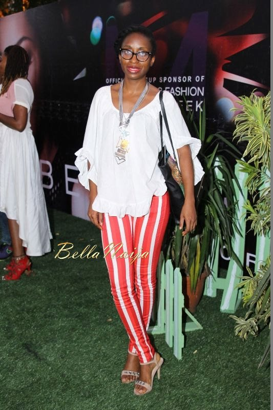 GTBank Lagos Fashion & Design Week 2014 Day 1 Red Carpet - Bellanaija - October2014014