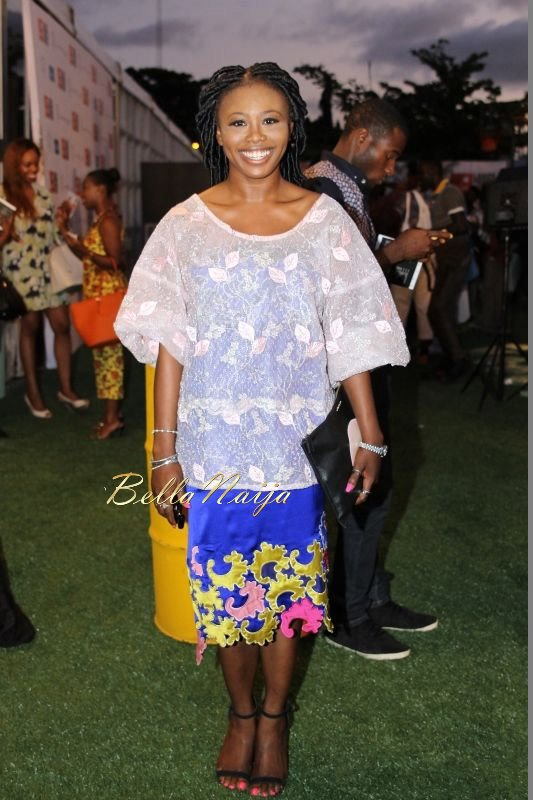 GTBank Lagos Fashion & Design Week 2014 Day 1 Red Carpet - Bellanaija - October2014018