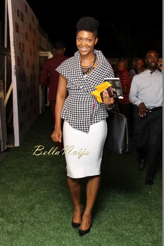 GTBank Lagos Fashion & Design Week 2014 Day 1 Red Carpet - Bellanaija - October2014023