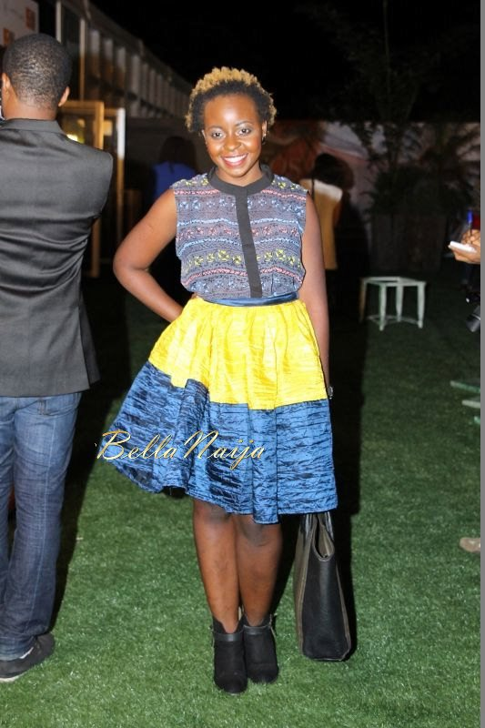 GTBank Lagos Fashion & Design Week 2014 Day 1 Red Carpet - Bellanaija - October2014024