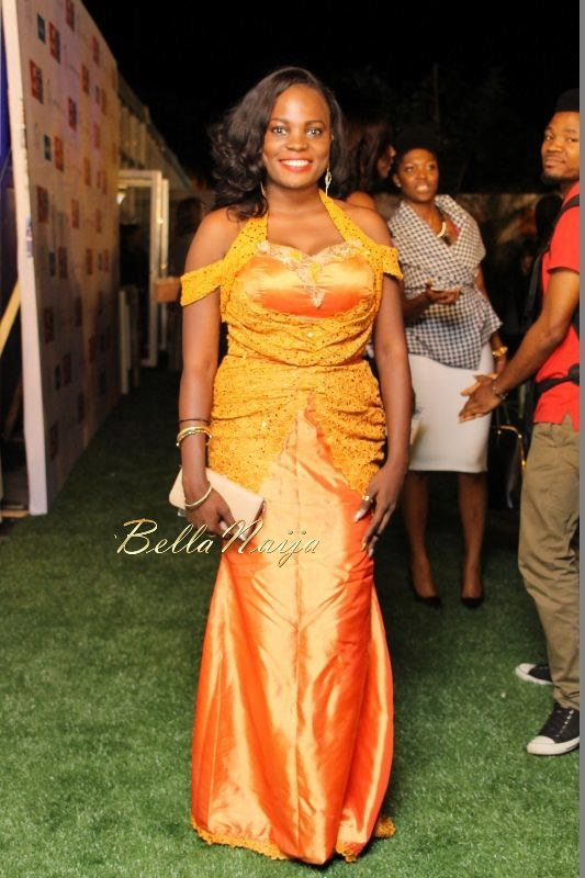 GTBank Lagos Fashion & Design Week 2014 Day 1 Red Carpet - Bellanaija - October2014025