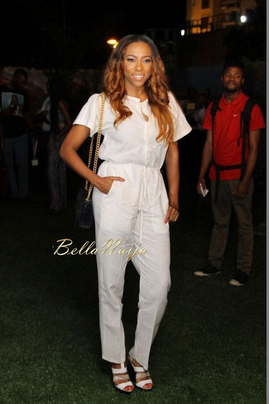 GTBank Lagos Fashion & Design Week 2014 Day 1 Red Carpet - Bellanaija - October2014026