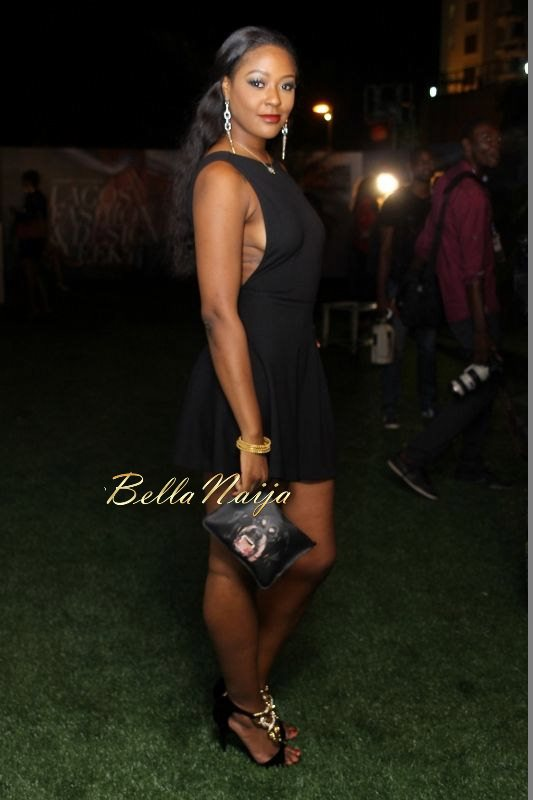 GTBank Lagos Fashion & Design Week 2014 Day 1 Red Carpet - Bellanaija - October2014028