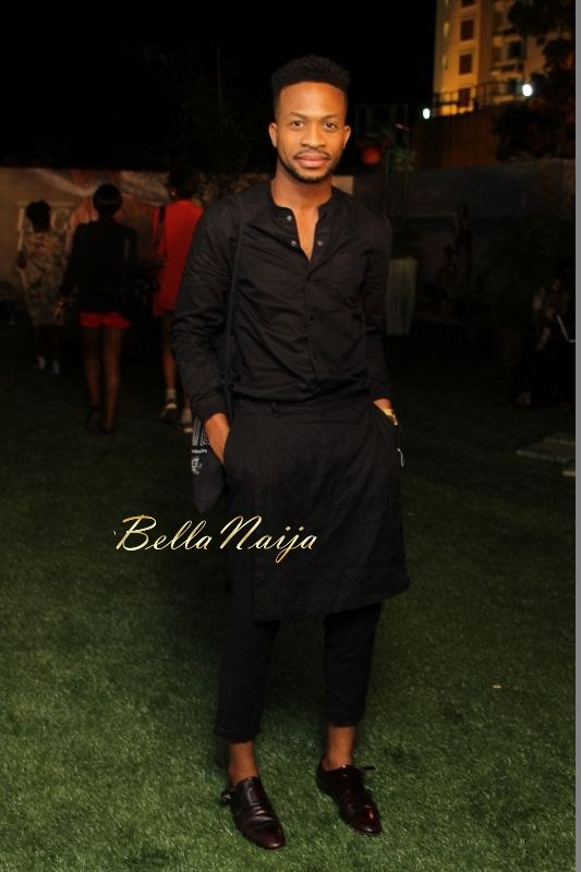 GTBank Lagos Fashion & Design Week 2014 Day 1 Red Carpet - Bellanaija - October2014030