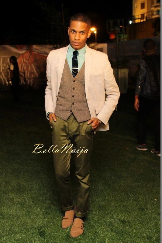GTBank Lagos Fashion & Design Week 2014 Day 1 Red Carpet - Bellanaija - October2014031