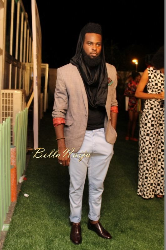 GTBank Lagos Fashion & Design Week 2014 Day 1 Red Carpet - Bellanaija - October2014032